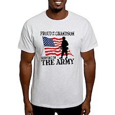 Proud of My Grandson T-Shirt
