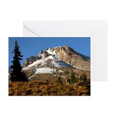 Mt Hood Sunset Greeting Cards (Pk of 10)
