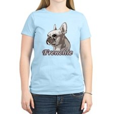 Frenchie - Creme Monochrome T-Shirt