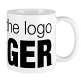 Make the logo bigger Small Mug