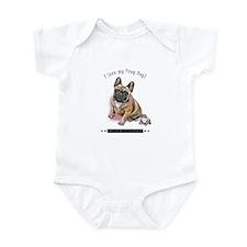 Frog Dog (BM Fawn Girl) Infant Bodysuit