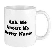 Derby Name Mug