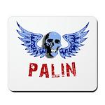 Palin Skull Mousepad