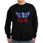 Palin Skull Sweatshirt (dark)