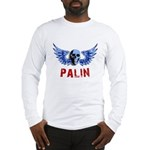 Palin Skull Long Sleeve T-Shirt