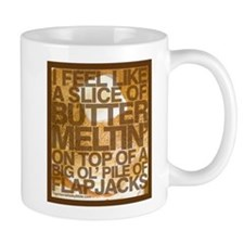Item Nine Flapjacks Mug