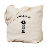 sharp skinhead Tote Bag