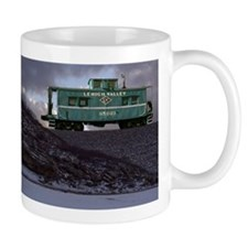 Lehigh Valley Caboose Mug