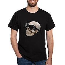 Skull goggles T-Shirt