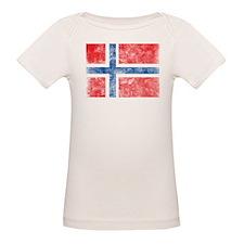 Vintage Norway Flag Tee