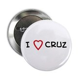 I Love Cruz Button