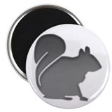 "Unique Sqrl 2.25"" Magnet (100 pack)"