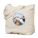 Creation/Labrador (Y) Tote Bag