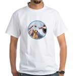 Creation/Labrador (Y) White T-Shirt