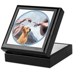 Creation/Labrador (Y) Keepsake Box