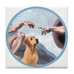 Creation/Labrador (Y) Tile Coaster