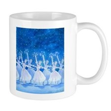 Dance of the Snowflakes 2-sided Mug