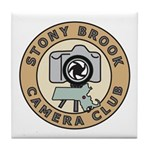 Stony Brook Camera Club Tile Coaster