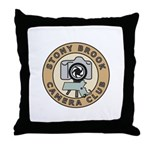 Stony Brook Camera Club Throw Pillow