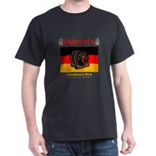 Oderbruch Bock Black T-Shirt