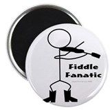 "Unique Violin illustration 2.25"" Magnet (10 pack)"