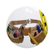 Tool belt Ornament (Round)