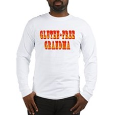 Gluten-Free Grandma Long Sleeve T-Shirt