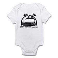 Rocky Mountain DeLoreans Infant Bodysuit