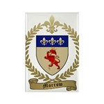 MORROW Family Crest Rectangle Magnet (100 pack)