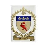 MORROW Family Crest Rectangle Magnet (10 pack)