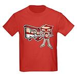 Doll Mascot Kids Dark T-Shirt