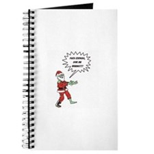 Zombie X-Mas Journal