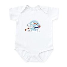 Stork Baby Finland Infant Bodysuit
