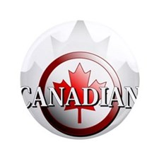 """I be Canadian 3.5"""" Button (100 pack)"""