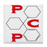 PCP ANGEL DUST Tile Coaster