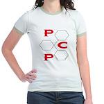 PCP ANGEL DUST Jr. Ringer T-Shirt