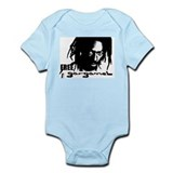 free gargamel Infant Bodysuit
