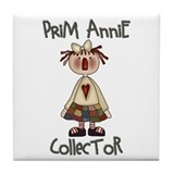 Prim Annie Collector Tile Coaster