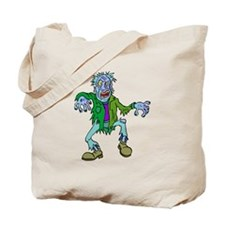 Dancing Zombie Tote Bag
