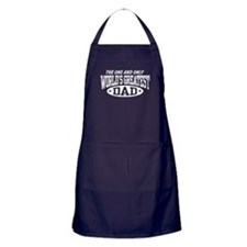 World's Greatest Dad Apron (dark)
