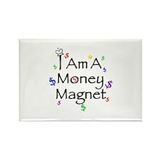 Prosperity Affirmation Rectangle Magnet (10 pk)
