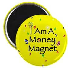 Money Magnet Affirmation Magnet