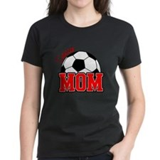 Soccer Mom (Red) Tee