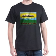 Rapture Black T-Shirt