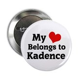My Heart: Kadence Button