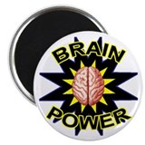 Brain Power Magnet
