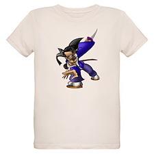 Anime Style Samurai T-Shirt
