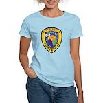 Farmersville Police Women's Light T-Shirt