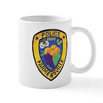 Farmersville Police Mug