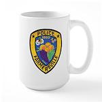 Farmersville Police Large Mug
